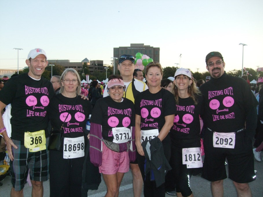 Race For The Cure Dallas