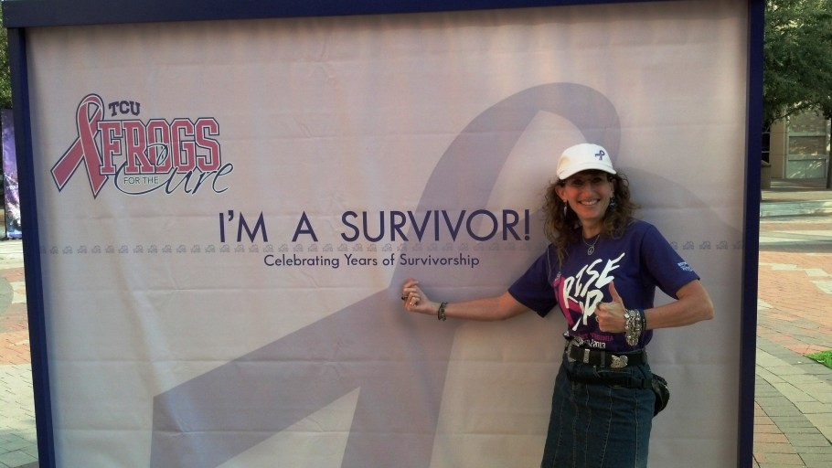I am a SURVIVOR!